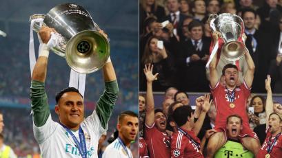 Champions League: estos son los 8 finalistas que ya ganaron la 'Orejona'