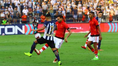 Partidazo en Matute: Alianza Lima igualó 3-3 ante Melgar