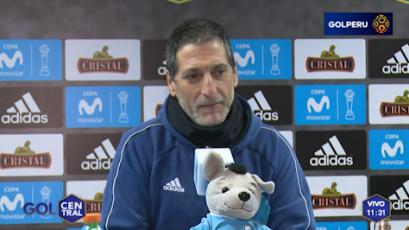 "Mario Salas: ""Estamos pensando en Melgar"""