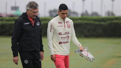 """Gerson Barreto: """"Quiero salir campeón con la 'U'"""""""