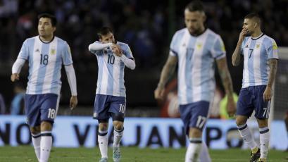 Argentina no pasó del empate ante Venezuela