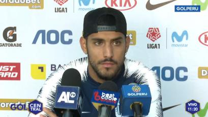 """Adrián Balboa: """"Si queremos campeonar tenemos que jugar todos los partidos como finales"""" (VIDEO)"""