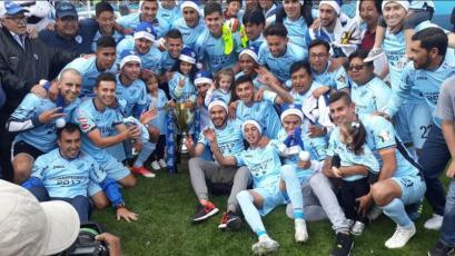 Bolivar se consagra campeón en Bolivia