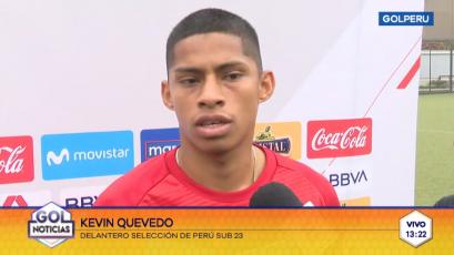 Kevin Quevedo: