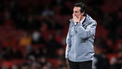 Unai Emery deja el Arsenal por malos resultados
