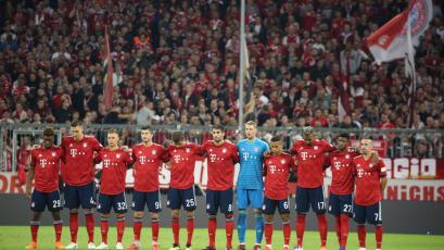 Bayern Munich inicia la Bundesliga venciendo al Hoffenheim
