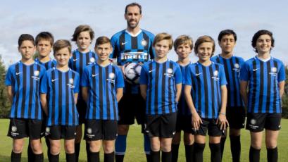 Oficial: Diego Godín es nuevo jugador del Inter de Milán