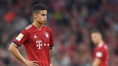 Bayern Múnich se aleja de su séptima Bundesliga