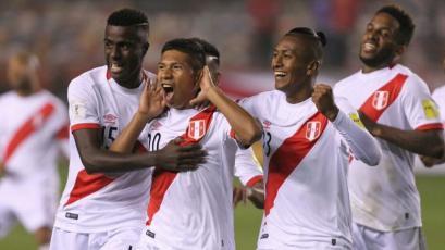 Clasificatorias Sudamericanas: Edison Flores es el mejor jugador de la fecha