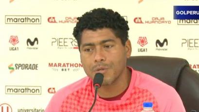 """Juan Pajuelo: """"Voy a disfrutar cada entrenamiento con la seriedad de siempre"""""""