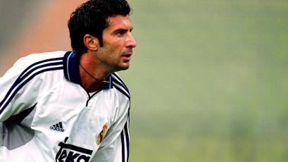 Alianza Lima podría enfrentarse a Luis Figo