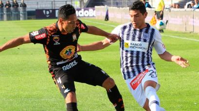 Dylan Caro sobre su titularidad en Alianza Lima:
