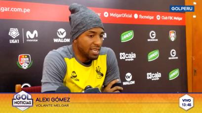 Alexi Gómez: