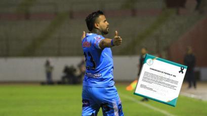 Juan Pablo Vergara: clínica se pronunció sobre el fallecimiento del jugador de Binacional