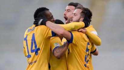 Juventus ganó y se puso a un punto de Nápoli