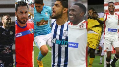 Copa Movistar: Conoce a los goleadores del campeonato