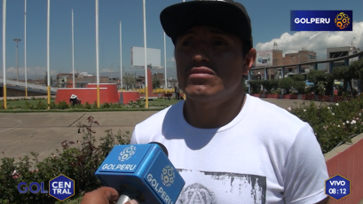 """Víctor Peña: """"Real Garcilaso es un rival directo"""""""