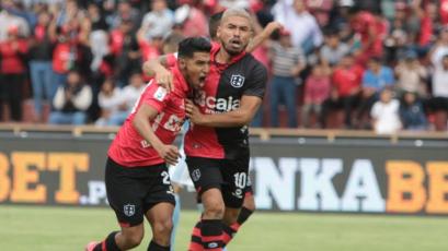 Joel Sánchez tras el triunfo de Melgar ante Sporting Cristal: