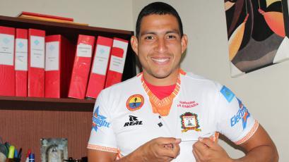 Yankarlo Chirinos es nuevo jugador de Ayacucho FC