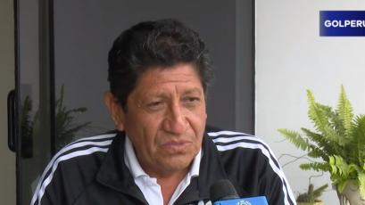 """Javier Arce: """"Hemos jugado bien al fútbol estas últimas fechas"""""""
