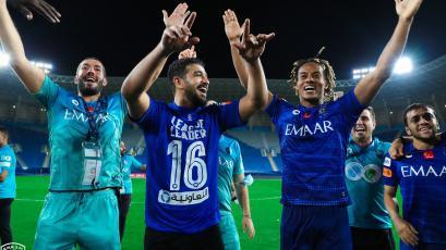 André Carrillo: el peruano del Al Hilal se consagró campeón de la Liga Árabe