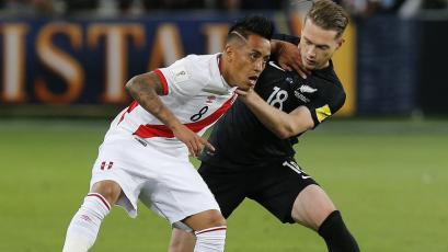 Sao Paulo destacó buena temporada de Christian Cueva