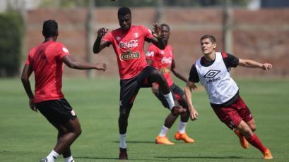 Rusia 2018: Selección Peruana sumó su cuarto día de entrenamiento