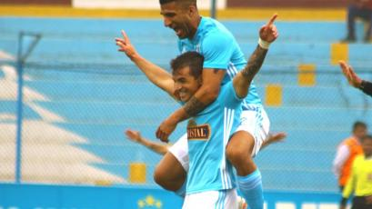 Sporting Cristal goleó en casa a Real Garcilaso