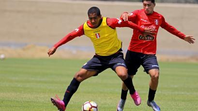 Selección Peruana Sub-20 completó su primera semana de entrenamiento en Cieneguilla (FOTOS)