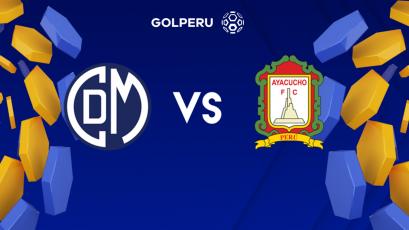 PREVIA: Deportivo Municipal choca con Ayacucho FC en Villa El Salvador