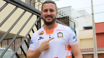 Ayacucho FC ficha al argentino Juan Manuel Leroyer