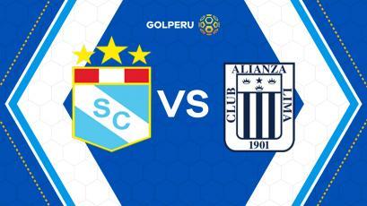 Sporting Cristal y Alianza Lima se enfrentan esta noche en el Nacional