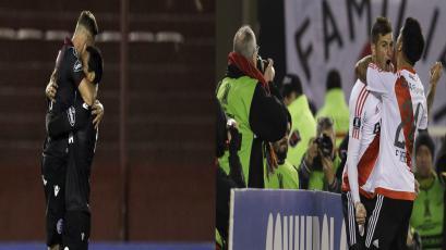 Lanús y River Plate avanzan en la Copa Libertadores