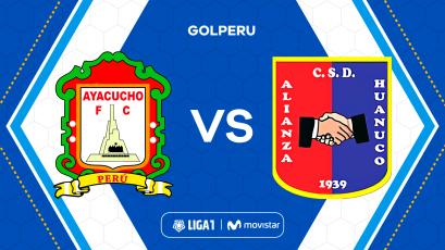 Ayacucho FC y Alianza Universidad cierran la fecha 3 del Torneo Clausura