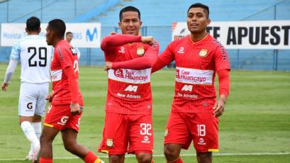 Liga1 Movistar: Luis Campos podría dejar Sport Huancayo para poner rumbo a Europa
