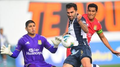 Liga1 Betsson: Sport Huancayo le sacó un empate a Alianza Lima por la octava fecha de la Fase 2 (VIDEO)
