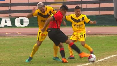 Academia Cantolao empató 1-1 con Melgar