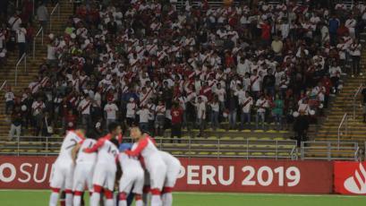 Hexagonal Final: Selección Peruana Sub 17 choca con Argentina (9:10 p.m.)