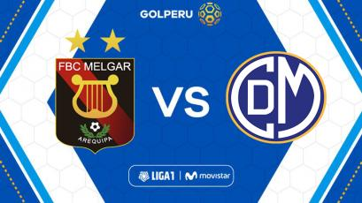 Liga1 Movistar: FBC Melgar mide fuerzas con Deportivo Municipal