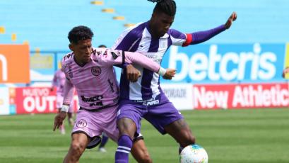 Liga1 Movistar: Alianza Lima igualó 1-1 ante Sport Boys en el estadio Alberto Gallardo