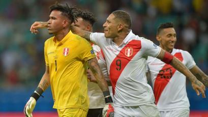 Selección Peruana: Pedro Gallese y Paolo Guerrero nominados al mejor once de América