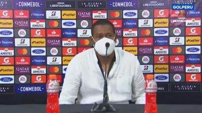 """Noel Sanvicente, técnico de Caracas FC: """"En casa será un partido igual de complicado"""" (VIDEO)"""