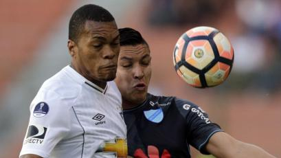 LDU clasificó a octavos de final de la Copa Conmebol Sudamericana