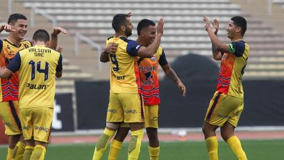 Liga2: Sport Chavelines goleó 5-2 a Deportivo Llacuabamba por la fecha 3 de la Fase 2 (VIDEO)