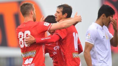 Liga1 Betsson: Cienciano venció 2-0 a Deportivo Binacional por la octava fecha de la Fase 2 (VIDEO)