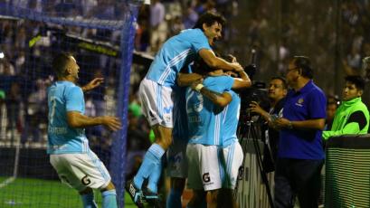 Sporting Cristal se quedó con la primera final de la Copa Movistar