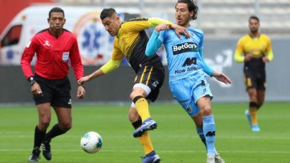 Liga1 Movistar: Academia Cantolao le dio vuelta y triunfó 3-2 ante Deportivo Binacional por la fecha 8 de la Fase 1