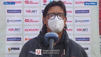"""Ángel Comizzo: """"Nos quedan once finales. Esperamos conseguir el objetivo que estamos buscando"""""""