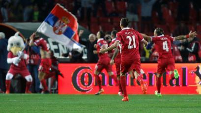 Rusia 2018: Serbia presentó su lista preliminar con 26 jugadores