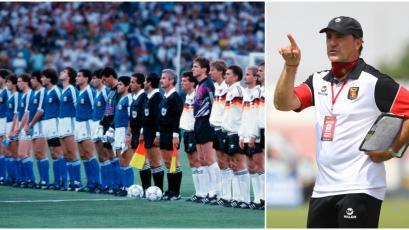 Néstor Lorenzo y sus datos que no sabías: su paso con Diego Maradona en Italia 90 y junto a Néstor Pékerman como asistente técnico en Colombia